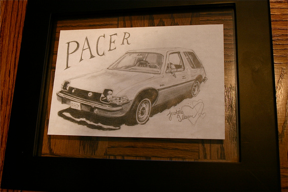 Pacer Drawing 2010